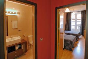 Apartamentos Sol Deluxe Madrid, Apartmány  Madrid - big - 10