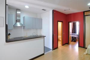 Apartamentos Sol Deluxe Madrid, Apartmány  Madrid - big - 9
