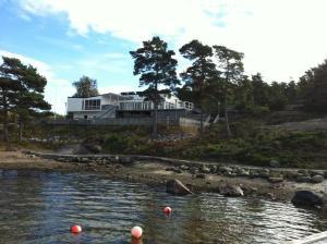 Apartmán Hällestrand Seaview Apartment Strömstad Švédsko