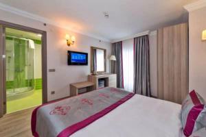 Dab Hotel, Szállodák  Esenyurt - big - 7