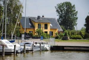 Ferienhaus am Saaler Bodden