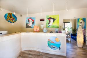 La Playa Blanca, Hotel  Santo Stefano di Camastra - big - 79