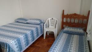 Apartamento Farol da Barra Salvador, Apartmány  Salvador - big - 8