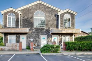 Beaches Inn Fourplex, Nyaralók  Cannon Beach - big - 25