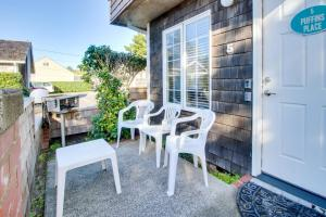 Beaches Inn Fourplex, Nyaralók  Cannon Beach - big - 21
