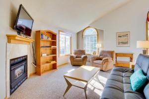 Beaches Inn Fourplex, Nyaralók  Cannon Beach - big - 28