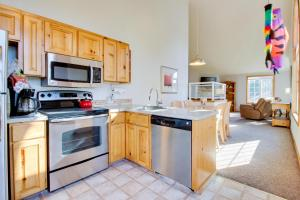 Beaches Inn Fourplex, Nyaralók  Cannon Beach - big - 27