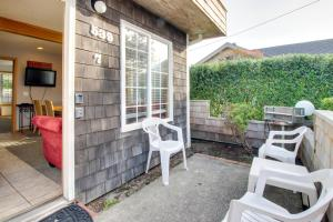 Beaches Inn Fourplex, Nyaralók  Cannon Beach - big - 8