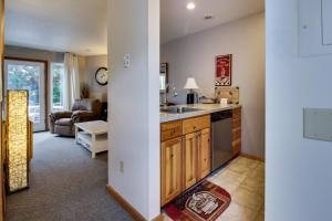 Beaches Inn Townhomes, Ferienhäuser  Cannon Beach - big - 17