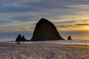Beaches Inn Townhomes, Ferienhäuser  Cannon Beach - big - 2