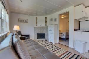 Hidden Villa Cottage #2 - The Shell Cottage, Ferienhäuser  Cannon Beach - big - 7