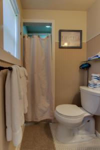 Hidden Villa Cottage #2 - The Shell Cottage, Ferienhäuser  Cannon Beach - big - 17