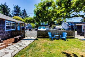 Hidden Villa Cottage #2 - The Shell Cottage, Case vacanze  Cannon Beach - big - 15