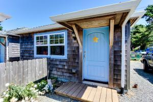 Hidden Villa Cottage #2 - The Shell Cottage, Case vacanze  Cannon Beach - big - 12