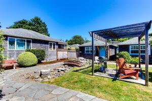Hidden Villa Cottage #2 - The Shell Cottage, Case vacanze  Cannon Beach - big - 11