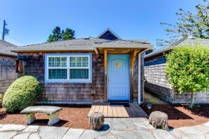 Hidden Villa Cottage #2 - The Shell Cottage, Case vacanze  Cannon Beach - big - 10