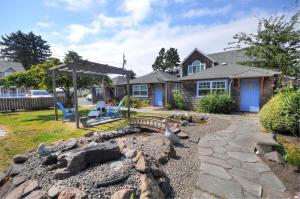 Hidden Villa Cottage #2 - The Shell Cottage, Case vacanze  Cannon Beach - big - 33