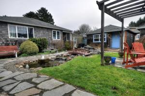 Hidden Villa Cottage #2 - The Shell Cottage, Case vacanze  Cannon Beach - big - 32