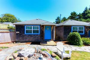 Hidden Villa Cottage #2 - The Shell Cottage, Case vacanze  Cannon Beach - big - 30