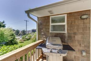 Hemlock Modern Beach House, Nyaralók  Cannon Beach - big - 22