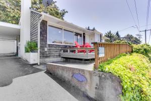 Hemlock Modern Beach House, Nyaralók  Cannon Beach - big - 32