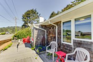 Hemlock Modern Beach House, Nyaralók  Cannon Beach - big - 5