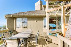 Haystack Views Vacation Rental, Holiday homes  Cannon Beach - big - 28