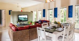 Palm View Villa, Vily  Lamai - big - 5