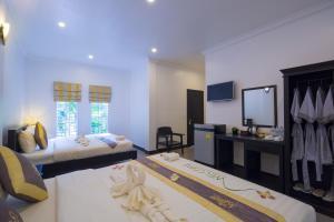 Mango Rain Boutique Hotel, Hotely  Siem Reap - big - 2