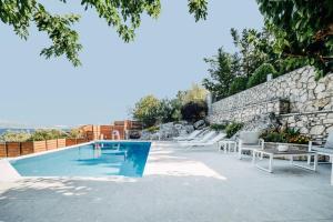 Villa Rosebud, Виллы  Никиана - big - 1