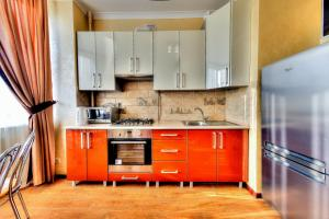 Apartment - Bandery Street, Apartmanok  Truszkavec - big - 13