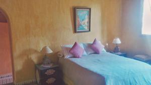 Villa du Souss Eco-Lodge, Проживание в семье  Агадир - big - 4