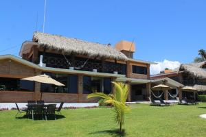 Hotel Taboga, Hotels  Monte Gordo - big - 18