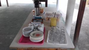 Pousada e Restaurante Pontual, Penzióny  Santo Amaro - big - 10