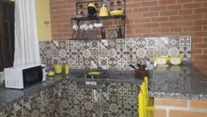 Toca Hospedaria - Centro, Apartmanok  São Bento do Sapucaí - big - 2