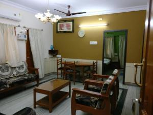 ARS Nest Serviced Apartments, Apartments  Chennai - big - 8