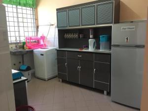 Homestay Tamu Orkid (Guest House), Проживание в семье  Куантан - big - 4