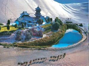 Dundong Inn Dunhuang, Affittacamere  Dunhuang - big - 31