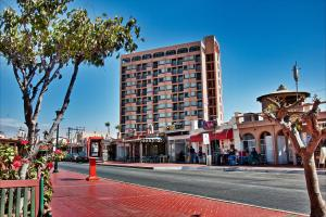 Hotel Villa Marina, Hotel  Ensenada - big - 14
