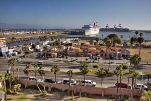 Hotel Villa Marina, Hotel  Ensenada - big - 6