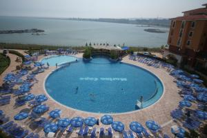 Private Apartment in Marina Cape, Appartamenti  Aheloy - big - 14