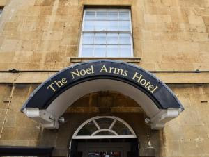 "Noel Arms - ""A Bespoke Hotel"""