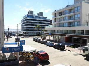 Apartamento Edificio Torres, Ferienwohnungen  Punta del Este - big - 39