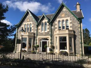 Firhall Highland B&B - Accommodation - Grantown on Spey