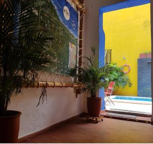 Coco Bahia Hostal, Hostels  Santa Marta - big - 24