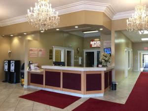 New Imperial Suites, Motels  Whitecourt - big - 19