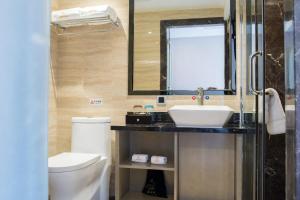 Guangzhou Rong Jin Hotel, Hotels  Guangzhou - big - 10