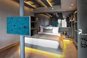 Loft Suite with Terrace