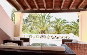 Hacienda Encanto del Rio, Apartmány  Es Figueral Beach - big - 29