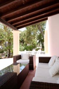 Hacienda Encanto del Rio, Apartmány  Es Figueral Beach - big - 54